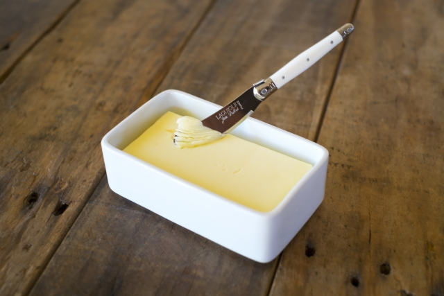 バターやマーガリンの糖質量