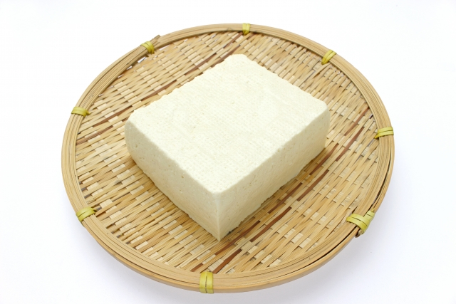 主食代わりに食べたい食材、豆腐